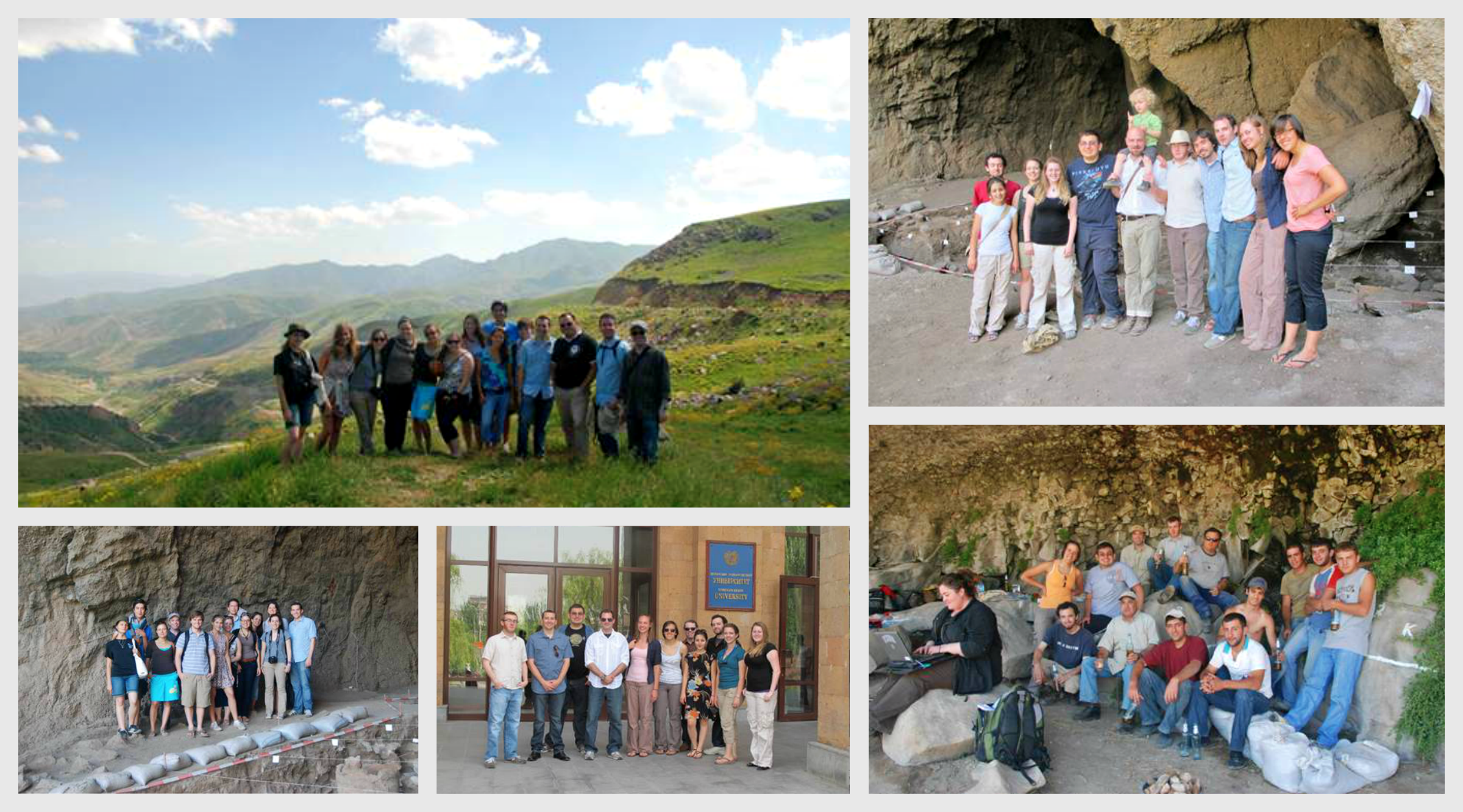Armenia Field School