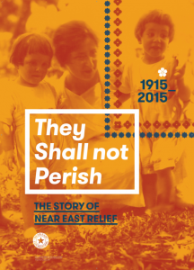 They Shall Not Perish Exhibit Cover Panel